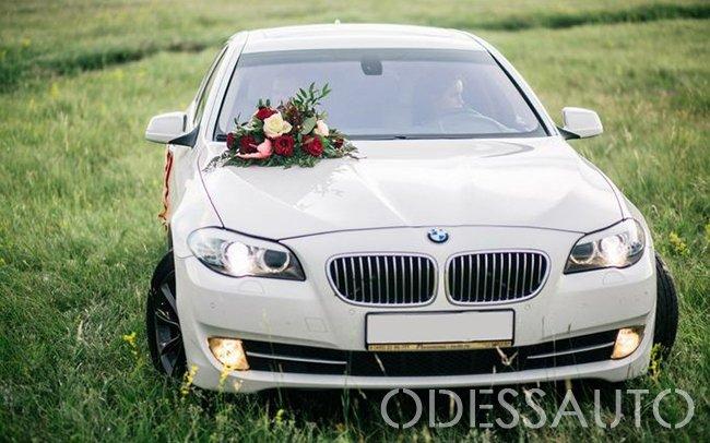 Аренда BMW 7 на свадьбу Одесса