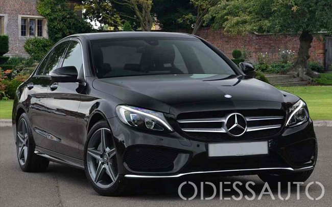 Mercedes C New