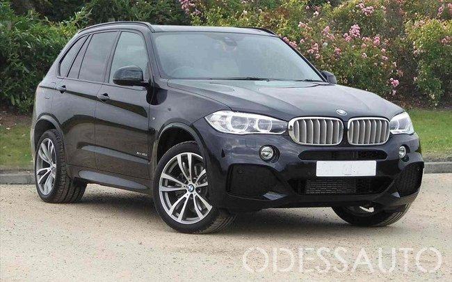 Аренда BMW X5 на свадьбу Одесса