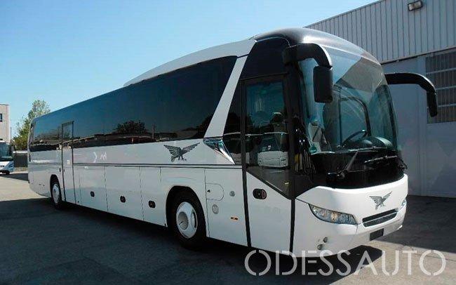 Аренда Автобус Neoplan Jetliner на свадьбу Одесса