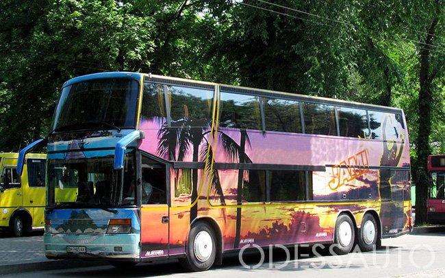 Аренда Автобус Setra SF382 на свадьбу Одесса