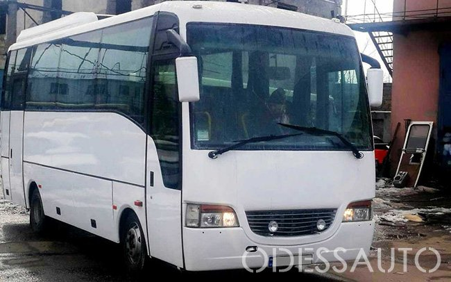 Аренда Автобус Isuzu Turkuaz на свадьбу Одесса