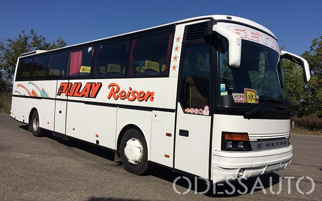 Аренда Автобус Setra 50 мест на свадьбу Одесса