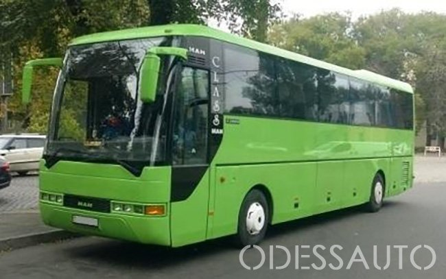Аренда Автобус MAN S2000 на свадьбу Одесса