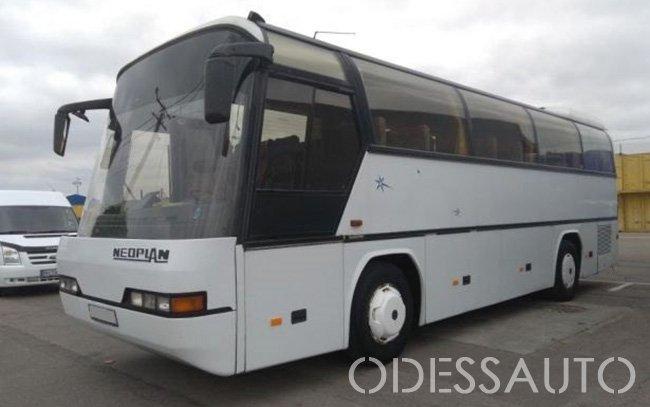 Аренда Автобус Neoplan на свадьбу Одесса