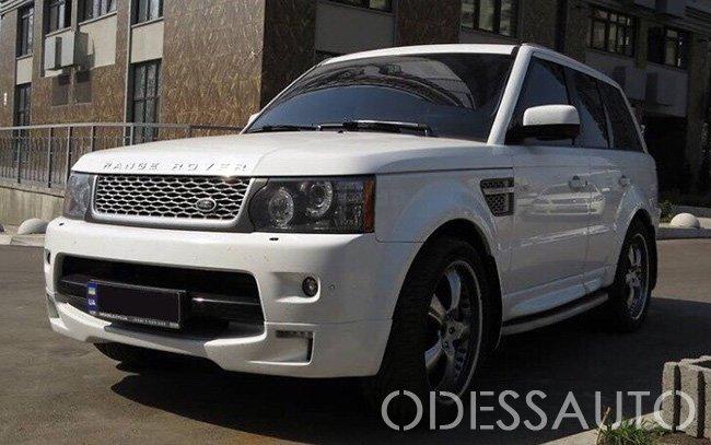 Аренда Range Rover Sport на свадьбу Одесса
