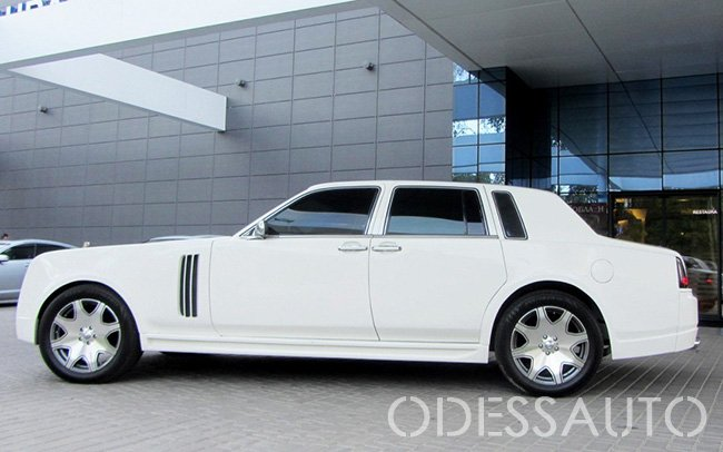 Rolls Royce Ghost Replica