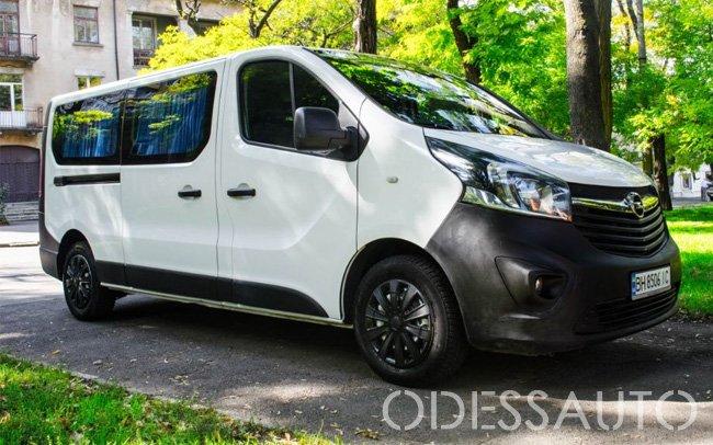 Аренда Микроавтобус Opel Vivaro New на свадьбу Одесса