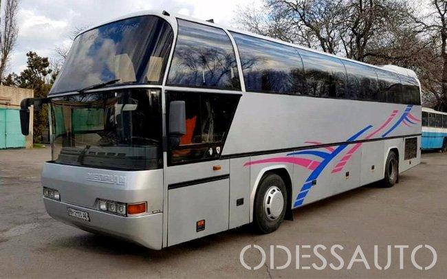 Аренда Автобус Neoplan 50 мест на свадьбу Одесса