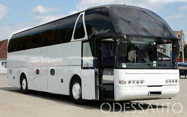 Аренда Автобус Neoplan 516 на свадьбу Одесса