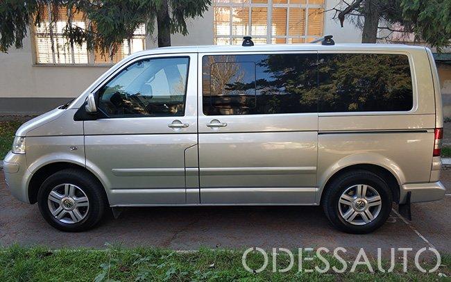 Аренда Volkswagen Multivan на свадьбу Одесса